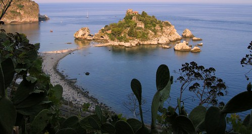 The Isola Bella Natural Reserve
