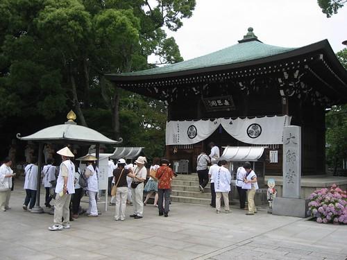 屋島寺のお大師堂