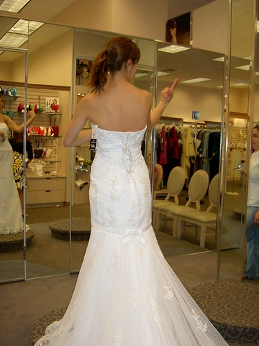 Wedding Dress Shopping