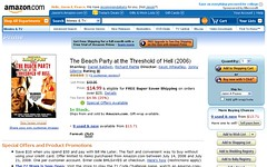 Beach Party on Amazon