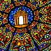 """Vidrera de l'església de Montblanc - Per """"pili_stage"""""""