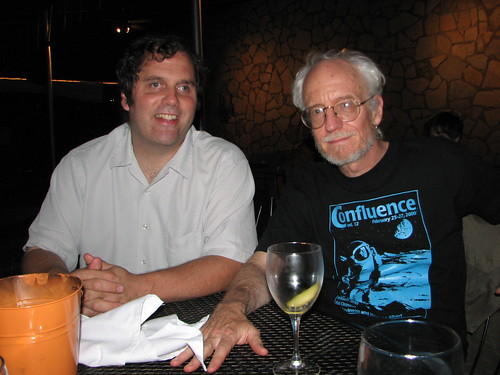 Charlie Oberndorf & Jim Morrow