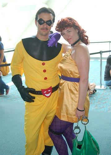 Comic Con 2008: Minutemen