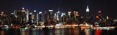 Panoramic View of NYC (Quiet Storm!) Tags: nyc panoramic challengeyouwinner nikond80 weehawkhennj