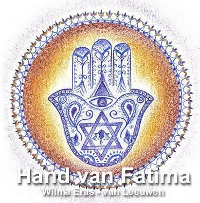 23. Hand van Fatima