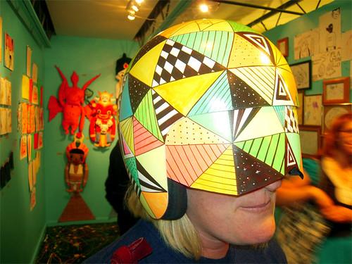 Enlightenment Helmet