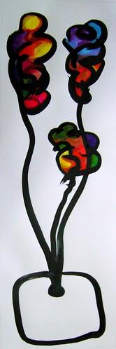Vaso de flores 1
