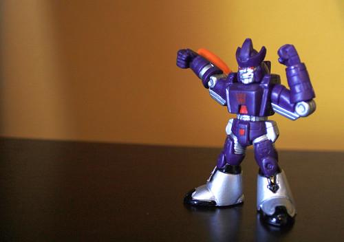 Robot Heroes G1 Galvatron