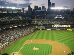 We Almost Keep On Living (Arboreality) Tags: seattle baseball safeco safecofield