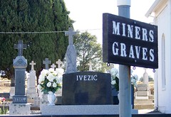 St Sava Serbian Orthodox Church, Jackson, CA (1Flatworld) Tags: california usa building church cemetery jackson christian mission orthodox motherlode serbian amadorcounty stsava minersgraves