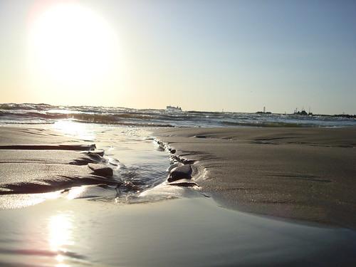Saulėlydis, Smiltynė