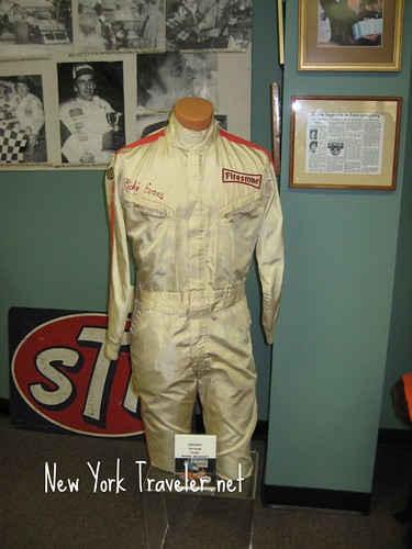 Richie Evans Outfit