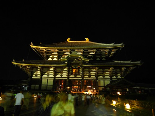 東大寺「大仏殿」夜間拝観-01