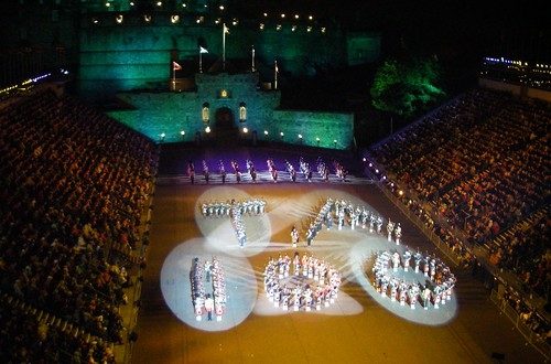 Edinburgh Military Tattoo, 2008, 2