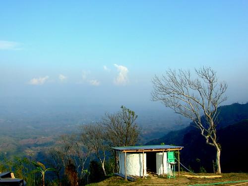 View from Nilgiri, Bandarban