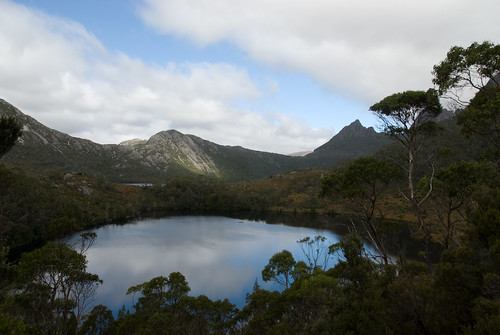Lake Lilla, Dove Lake and Cradle Mountain