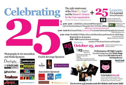 25! A Celebration, October 25!