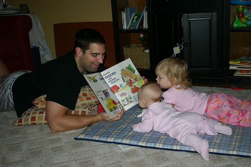 Morning Storytime at Home