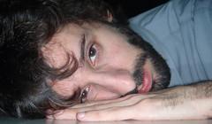 Miss you ([ - P a b l o - ]) Tags: love amor pablo romi barba rominita mecon