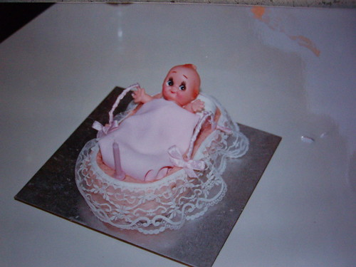 My birthday cake - Baby