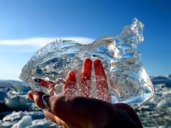 Crystal Clear (SFlude) Tags: ice iceland karma karmapotd karmapotw onlyyourbestshots mikesdance