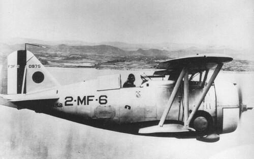 Warbird picture - Grumman_F3F-2