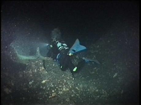 Immersioni nel Salento-Grotta delle corvine 2878166657_215a142465