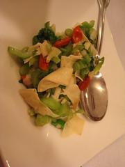 ben curd and vegitable