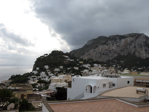 Capri other side
