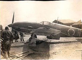 Warbird picture - Ki-61 Tony (Japanese)