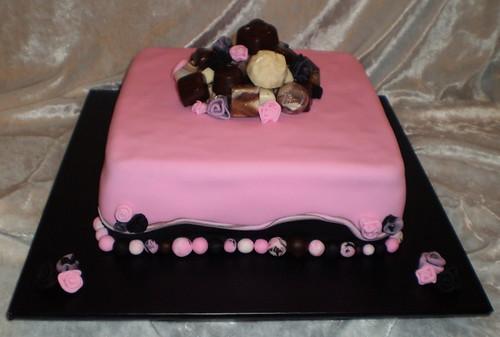 Hot Pink Candyland