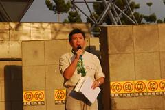 張宏林主持抗暖化音樂會