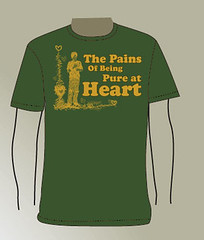 ThePains Of Being Pure camiseta 1