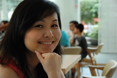 Bokeh Vs Smile (my+) Tags: city portrait cup nature glass table model glamour chair nikon bokeh spoon desserts malaysia dining kualalumpur 18200 klcc delicioius 18200mmf3556gvr d80 flickrsbest indoorshoot anawesomeshot 6milliondollarteam