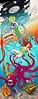 ET and the Octopus (ilustracionamentador) Tags: ocean sea woman art luz water tattoo ink wonderful gold design colorful graphic space pop victor popart planet octopus efeito imagination draw splash creature et caveira ilustração pinup bau desenho tinta ilustrator artista grafico corrente ilustrador tatuagem colorido polvo debujo raio imaginação gradiente jataí desenhista victorjam