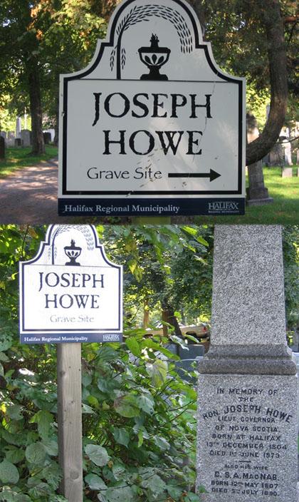 joshph howe