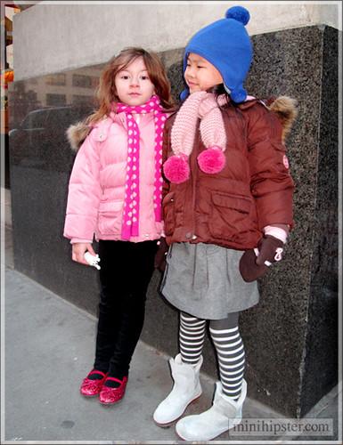Mini Hipster - kids street fashion