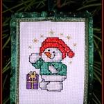 Christmas ornament - Decoração de Natal - 7 thumbnail