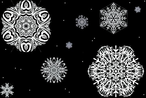 Snowflakes by Deb