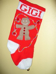 Gigi's finished stocking 3