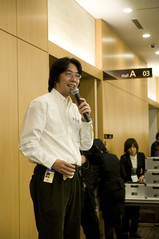 増月さん, Reception, Sun Tech Days 2008 in Tokyo Day1, 2008.12.02