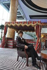 """SNY in suit (SSNNYY) Tags: trip travel boy portrait guy asian al nikon dubai chinese visit traveller journey cantonese 旅游 visitor 18200 尼康 d90 杜拜 aeu 迪拜 阿聯酋 观光 阿联酋 ""burj arab"""