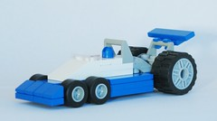 Tiny Tyrrell P34 left