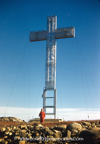 Original Peace Cross on Pine Hill (1956) - Waterbury, CT