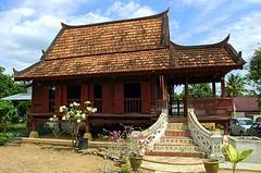 Malacca Traditional House 07 (The JASS) Tags: lama melaka malacca rumah jasin sejarahhistorictraditionalhousemalaysiajasnid70s
