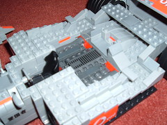 Mega Bloks McLaren-Mercedes MP4/22 1:12 scale sans engine cover