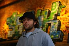 Gijs (joelfrijhoff) Tags: guy amsterdam bar relax graffiti cafe chill struik canoneos30d joelfrijhoff gijsvaneysden reallyclosetodennisplace denniswasactuallyinhissweatpants wwwjoelfrijhoffcom