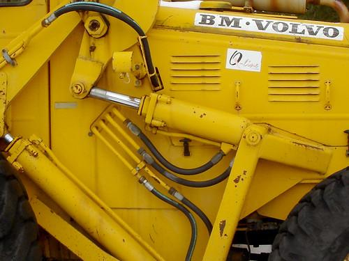 Volvo Yellow Hydraulics