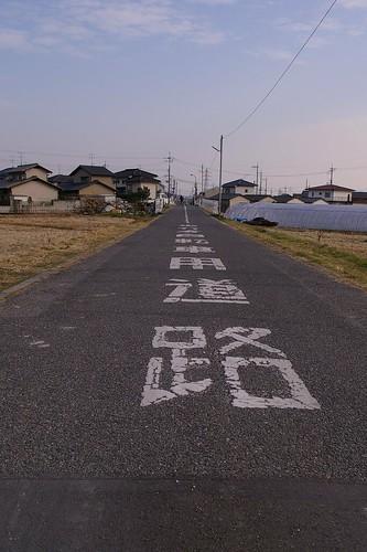 歩行者自転車専用道路 #1
