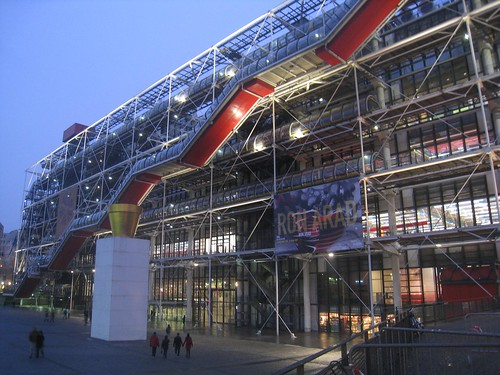 The Pompidou